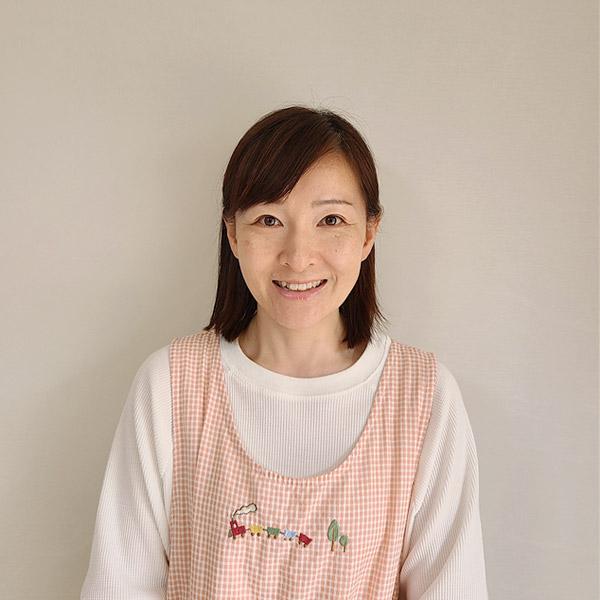 保育士 千葉加奈子